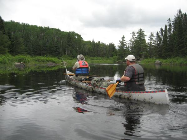Best Square Stern Aluminum Canoe - Year of Clean Water