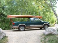 Hasyim: Topic How to haul a canoe on a pickup truck