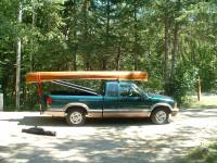 BWCA truck canoe rack advice sought Boundary Waters Gear Forum