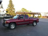 Roof Rack For Canoe On Truck
