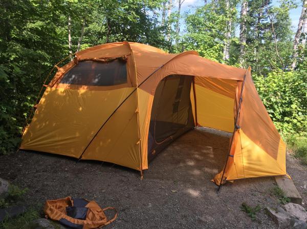 Marmot Halo 6 Person Tent & Limestone 4 Persons Orange Sc 1 St Fitness Magazine