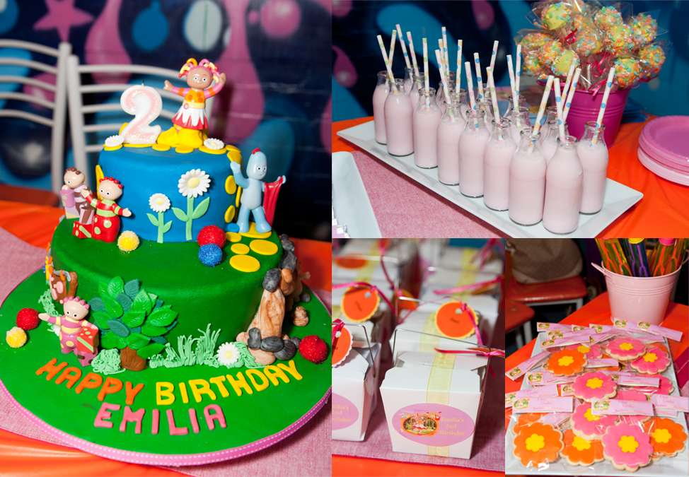 In The Night Garden Birthday Party Ideas Photo 8 Of 15 Catch