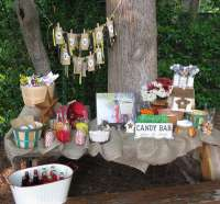 Rustic Outdoor Summer Party Ideas | Photo 1 of 3 | Catch ...