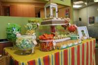 fiesta / beach theme Office Party Party Ideas