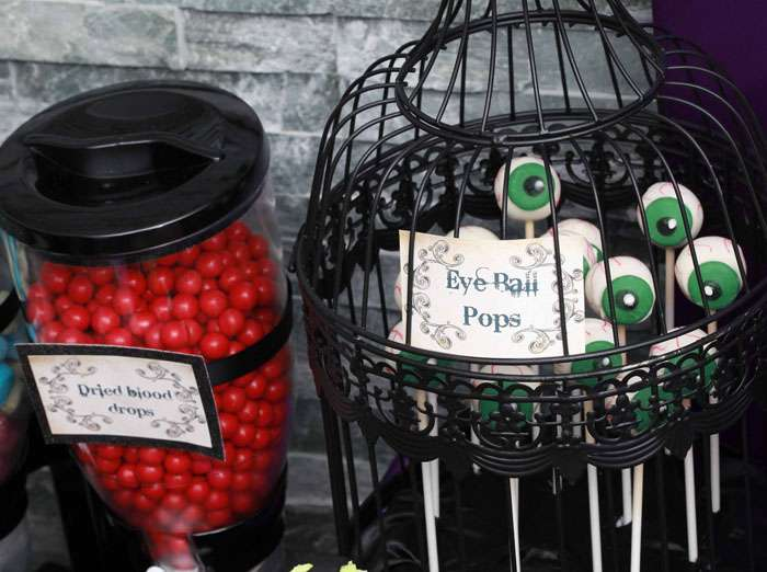 Haunted House Birthday Party Ideas House And Home Design