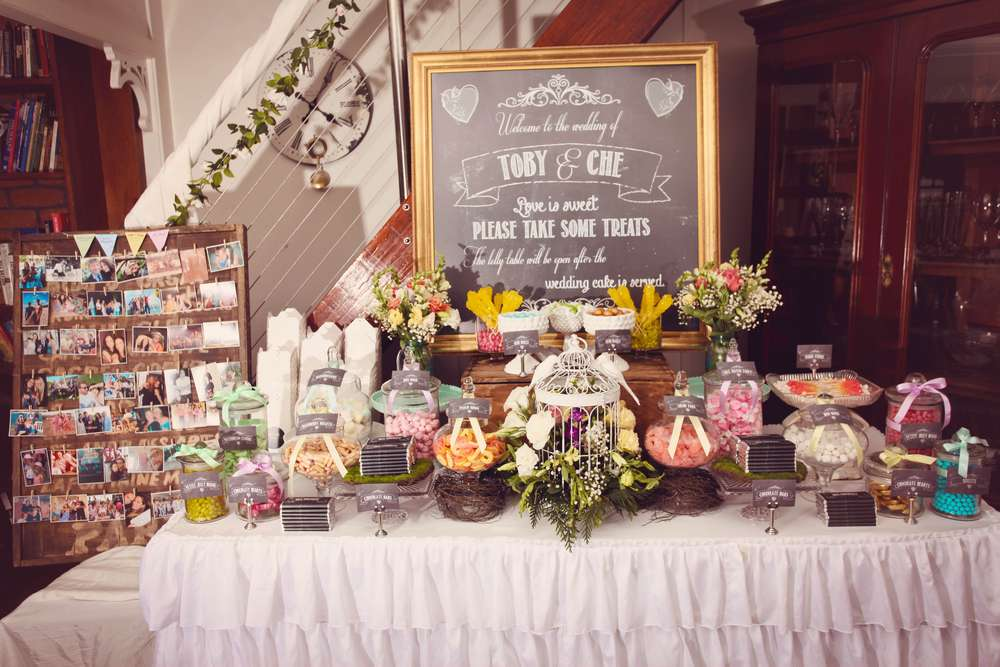 Vintage Garden Wedding Party Ideas Photo 1 Of 43 Catch My Party