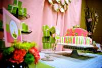 Sweet Pea Baby Shower Party Ideas | Photo 4 of 16 | Catch ...