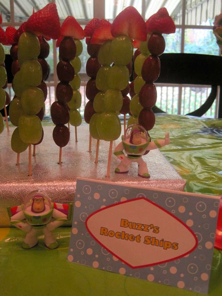 Toy Story Birthday Party Ideas Photo 1 Of 21 Catch My