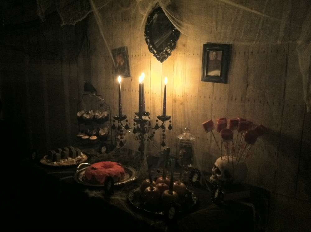Haunted house party ideas for Good themes for a haunted house