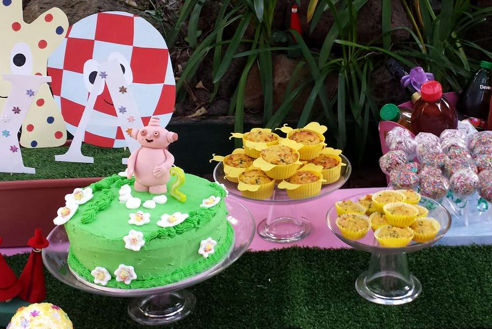 In The Night Garden Birthday Party Ideas Photo 1 Of 11 Catch