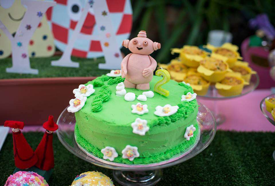 In The Night Garden Birthday Party Ideas Photo 7 Of 11 Catch