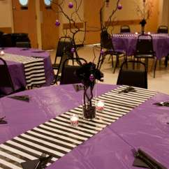 Minnie Table And Chairs Raise Office Chair Height Nightmare Before Christmas Birthday Party Ideas | Photo 4 Of 25 Catch My