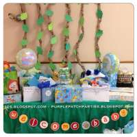 Disney's Lion King Baby Shower Party Ideas | Photo 2 of 27 ...