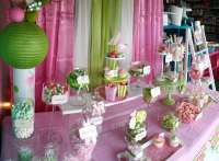 Pink & Green Baby Shower Party Ideas | Photo 6 of 8 ...