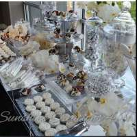 All White Affair Baby Shower Baby Shower Party Ideas ...