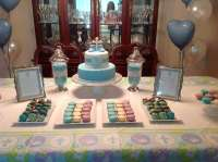 Baby Dedication Baptism Party Ideas | Photo 6 of 8 | Catch ...