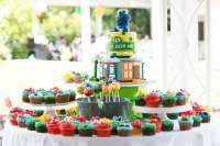 Sesame Street Baby Shower Party Ideas | Photo 1 of 60 ...