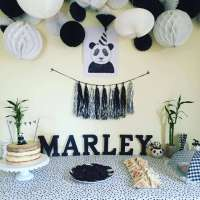 Panda Birthday Party Ideas | Photo 3 of 16 | Catch My Party
