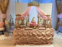 Princess Baby Shower Baby Shower Party Ideas | Photo 1 of ...