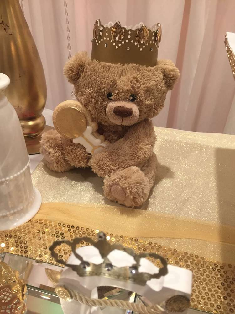 Royal Prince Baby Shower Party Ideas Photo 3 Of 30