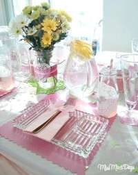 Baby Girl Baby Shower Party Ideas | Photo 1 of 11 | Catch ...