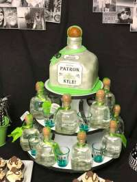 Patron Birthday Party Ideas | Photo 1 of 8 | Catch My Party