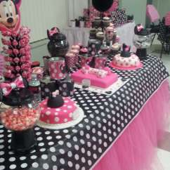 Mickey Mouse Chairs And Table Twin Chair Sleeper Bed / Minnie Birthday