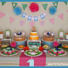 In The Night Garden Party Ideas Catch My Party
