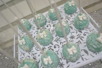 TIFFANY & CO Baby Shower Party Ideas | Photo 3 of 11 ...