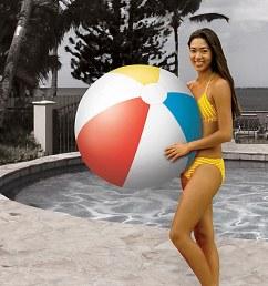 beach ball clipart [ 1044 x 1176 Pixel ]