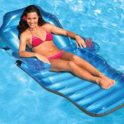 Pool Floating Lounge Chair Covers Memphis Tn Poolmaster Adjustable Chaise At