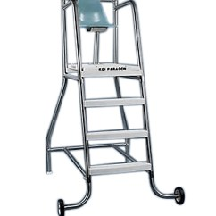 Paragon Lifeguard Chairs Counter Height Arm Chair 6 39 High Moveable At Swimoutlet