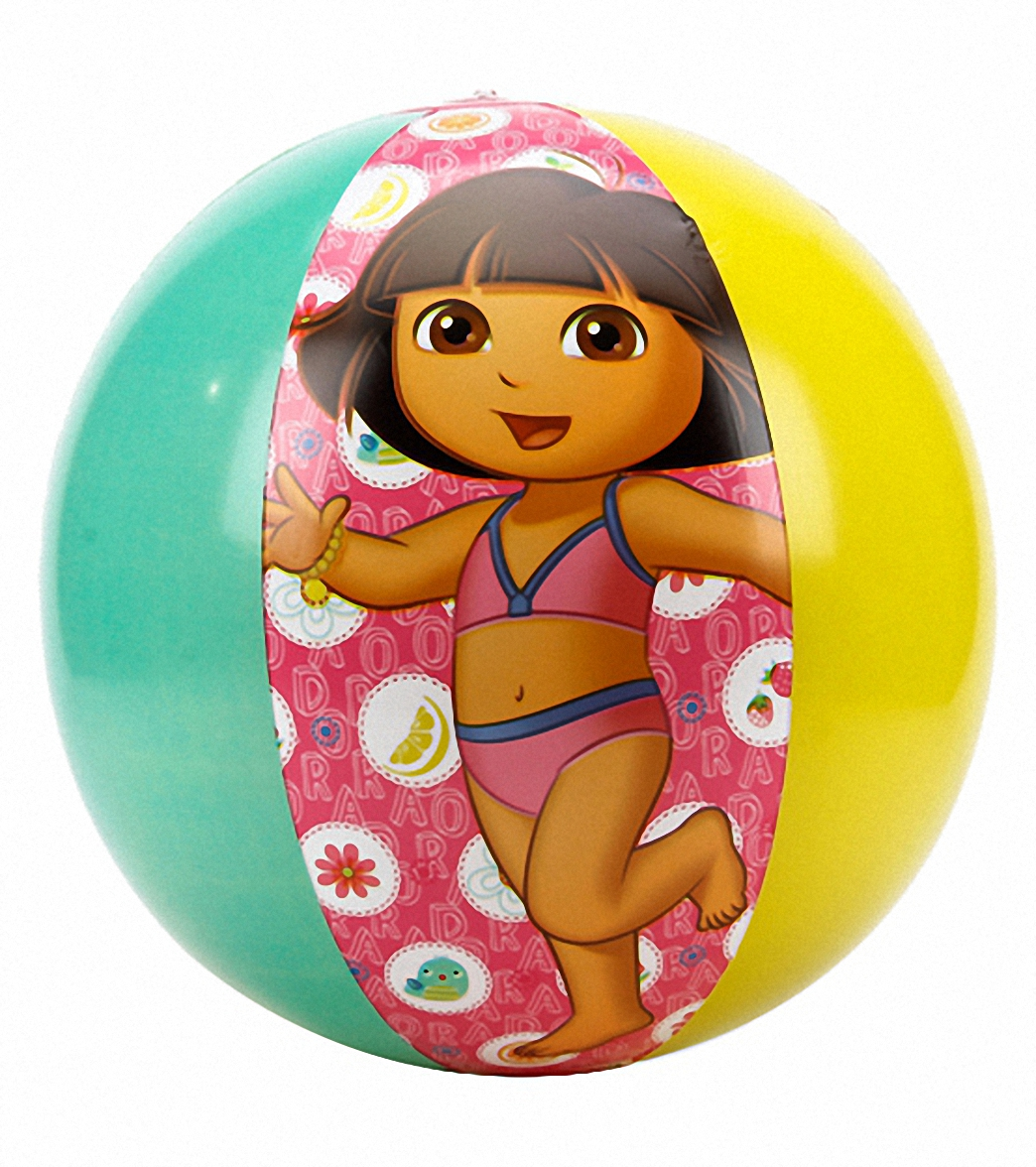 UPD Dora Inflatable Beach Ball at SwimOutletcom