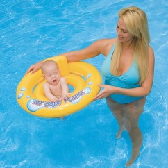 Baby Blow Up Ring Chair Ikea Futon Bed Buy Pool Floats Inflatables Online At Swimoutlet Com Intex My Float