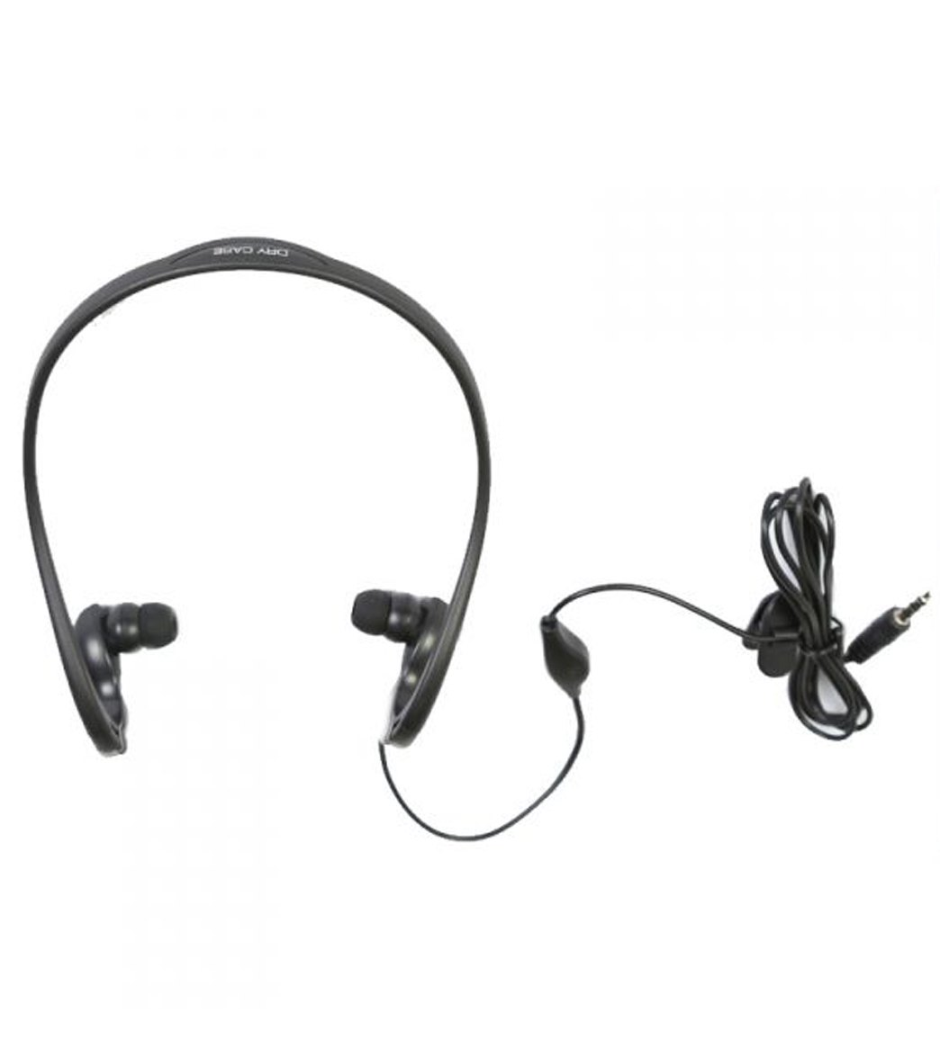 Dry Case Drybuds Overhead Waterproof Earbuds at SwimOutlet