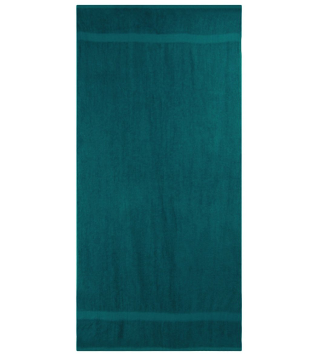 Royal Comfort Terry Cotton Beach Towel 32 x 64 at