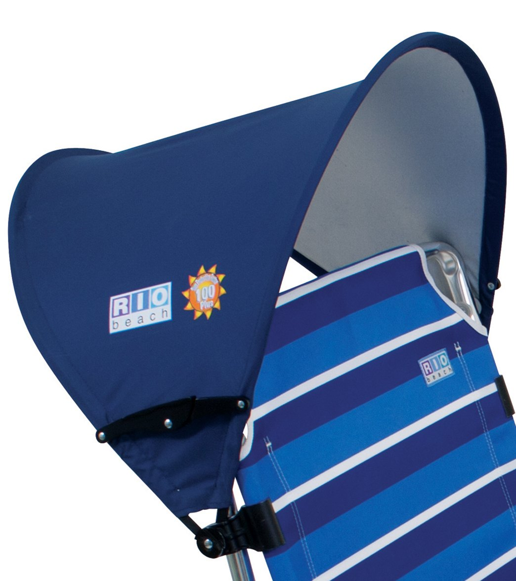Clamp On Chair Umbrella Rio Brands My Canopy For Beach Chairs At Swimoutlet