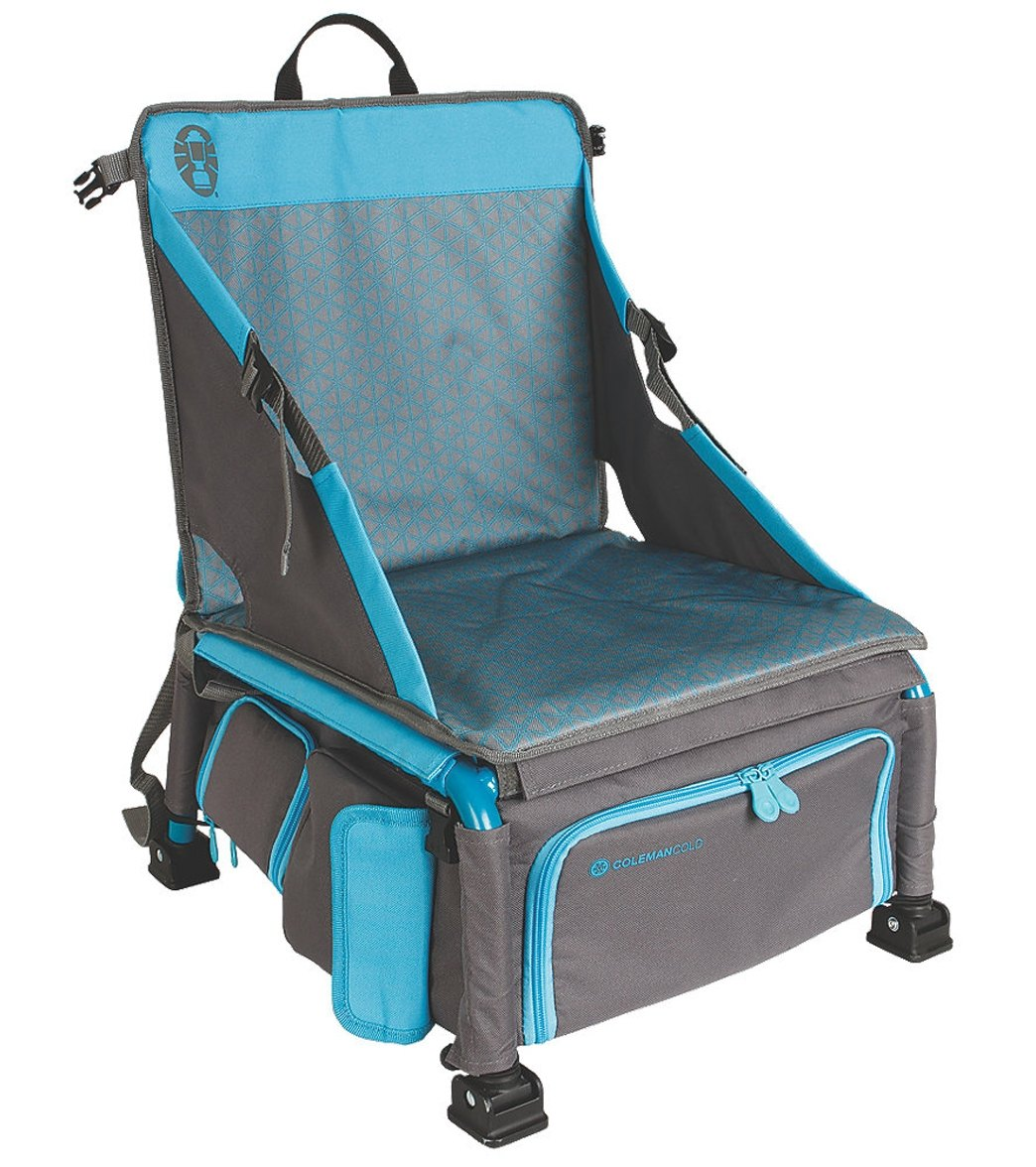 Beach Chairs On Sale Coleman Treklite Coolerpack Beach Chair