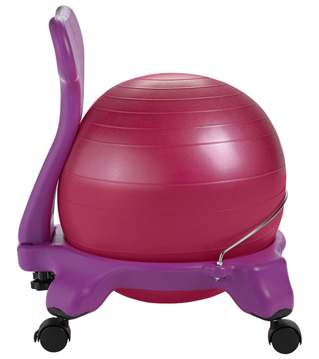 Gaiam Yoga Ball Chair Gaiam Kid 39s Yoga Balance Ball Chair At Swimoutlet