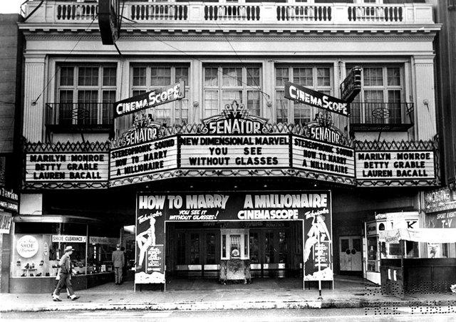 Fox Senator Theatre