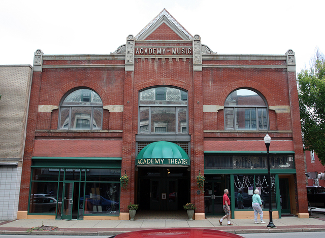 Image result for the academy theatre, meadville pa