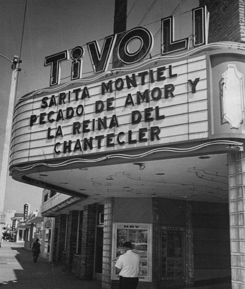 Resultado de imagen para foto del cine tivoli en miami