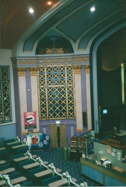 Everyman Crystal Palace In London GB Cinema Treasures