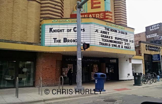 state theatre in ann