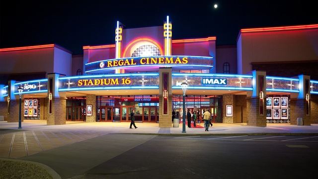 Regal Theater Showtimes