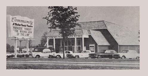 Community Theatre in Cherry Hill NJ  Cinema Treasures