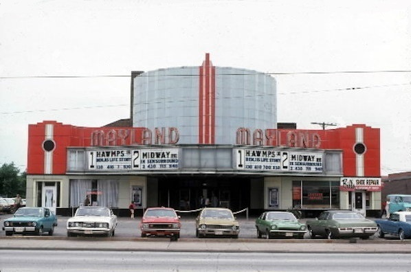 mayland theatre in mayfield