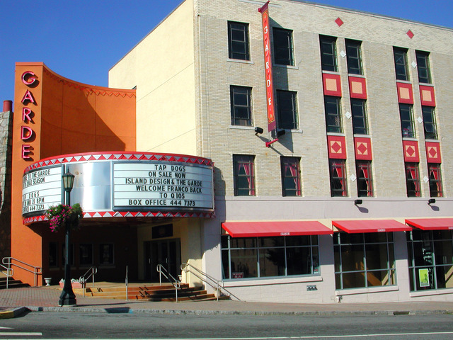 Image result for the garde arts center