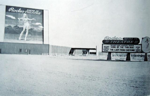 Rodeo DriveIn in Tucson AZ  Cinema Treasures