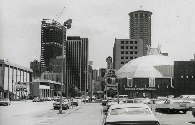 UA 150 in Seattle WA - Cinema Treasures